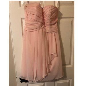 David Bridal Dress